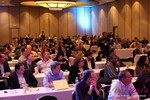 Audience at Final Panel Debate at the January 14-16, 2014 Las Vegas Online Dating Industry Super Conference