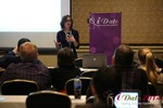 Jessica Carbino - Sociologist @ ThreeDayRule at the January 14-16, 2014 Internet Dating Super Conference in Las Vegas