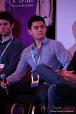 Kevin Feng - Dating Super-Affiliate at the January 14-16, 2014 Las Vegas Internet Dating Super Conference