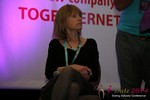 Sharon Jayson of USA today on Mobile Video Dating Technology Panel at the January 14-16, 2014 Las Vegas Online Dating Industry Super Conference