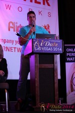 Nick Bicanic - Co-Founder @ IDCA at the 2014 Las Vegas Digital Dating Conference and Internet Dating Industry Event