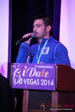 Steve Dakota Happas - Moderator of Dating Affiliate Marketing Panel at the January 14-16, 2014 Las Vegas Online Dating Industry Super Conference