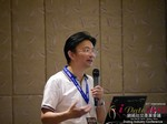 Dr. Song Li - CEO of Zhenai at the May 28-29, 2015 Beijing Asia and China Internet and Mobile Dating Industry Conference