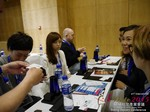 Speed Networking at the 2015 China Asia and China Mobile and Internet Dating Expo and Convention