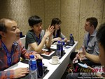 Speed Networking at the May 28-29, 2015 Beijing China Internet and Mobile Dating Industry Conference