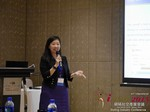 Violet Lim - CEO of Lunch Actually at iDate2015 China
