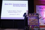 Steve Baker - Regional Director of the US Federal Trade Commission at the January 20-22, 2015 Las Vegas Internet Dating Super Conference