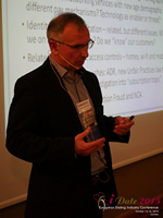George Kidd Chief Executive From The Online Dating Association ODA  at the October 14-16, 2015 event for global online dating and matchmaking professionals in London