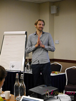 Johnny Casell Dating Coach at the October 14-16, 2015 Mobile and Online Dating Industry Conference in London