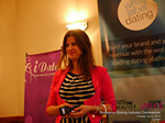 Juliette Prais CEO of Pink Lobster Dating Speaking at CEO Therapy at the UK iDate conference and expo for matchmakers and online dating professionals in 2015