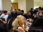 Lunch Among European And Global Dating Industry Executives   at the 2015 UK Internet Dating Industry Conference in London