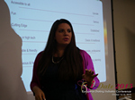 Maria Avgitidis CEO Agape Match at the 42nd iDate2015 London convention