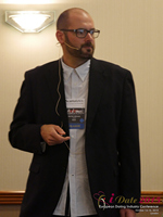 Matteo Monari Bizup Speaking On SEO For Online Dating Sites at the 2015 London United Kingdom & European Union Mobile and Internet Dating Expo and Convention
