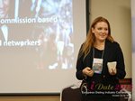 Megan Buquen CEO Matchmakers Circle  at iDate2015 London