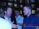 Networking Party At The Library In London For UK Dating And Match Making CEOs And Owners  at the 12th annual Euro iDate conference matchmakers and online dating professionals in London