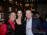 Networking Party At The Library In London For UK Dating And Match Making CEOs And Owners  at the October 14-16, 2015 London UK Online and Mobile Dating Industry Conference