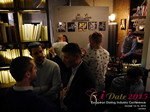 Networking Party At The Library In London For UK Dating And Match Making CEOs And Owners  at the UK iDate conference and expo for matchmakers and online dating professionals in 2015