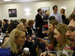 Speed Networking Among CEOs General Managers And Owners Of Dating Sites Apps And Matchmaking Businesses  at the 2015 Euro Internet Dating Industry Conference in London