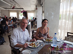 Lunch Among Dating Agencies at the 45th Dating Agency Industry Conference in Limassol,Cyprus