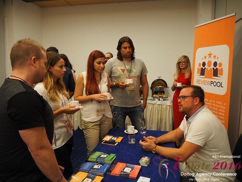Vanguard Online Media - Sponsor at the 45th iDate2016 Limassol,Cyprus