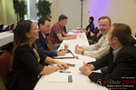 Speed Networking entre CEOs e Executivos at the 43rd idate international global dating industry conference