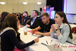Speed Networking among Dating Professionals at the 13th Annual iDate Super Conference