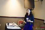 Violet Lim Fundadora da Lunch Atualmente Cobrindo os Mercados Dating Online de Singapura Malásia e Indonésia at idate 2016 miami for the global dating business