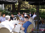 Lunch  at the June 8-10, 2016 Mobile Dating Indústria Conference in Los Angeles
