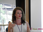 Melissa Mcdonald (Business Development at Yandex)  at the 38th iDate Mobile Dating Indústria Trade Show