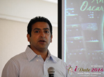 Tushar Chaudhary (Associate director at Verizon)  at the 2016 Online and Mobile Dating Indústria Conference in Los Angeles
