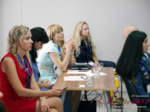Audience at the 49th International Romance Industry Conference in Misnk, Belarus