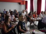 Audience at the 49th iDate2017 Misnk, Belarus