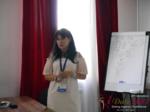 Elena Vygnanyuk at the 2017 Misnk, Belarus International Romance Summit and Convention