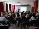 Ivan Vedenin at the 49th International Romance Industry Conference in Misnk, Belarus