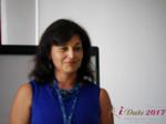Ksenia Droben at the 49th iDate2017 Misnk, Belarus