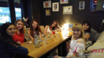 Pre-Event Party at Plan B at the 49th International Romance Industry Conference in Misnk, Belarus