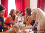 Speed Networking at the July 19-21, 2017 Misnk, Belarus Premium International Dating Business Conference