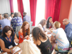 Speed Networking at the 2017 International Romance Industry Conference in Misnk, Belarus