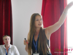 Svetlana Mukha at the 49th iDate2017 Misnk, Belarus